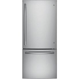 Shop Bottom Freezer Refrigerators At Lowesforpros Com
