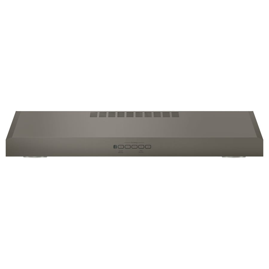 ge range hood slate common 30in actual - Under Cabinet Range Hood