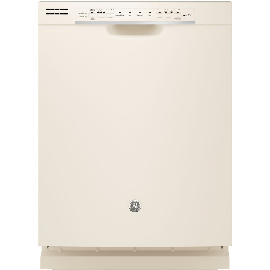 Shop GE 54-Decibel Built-In Dishwasher And Hard Food