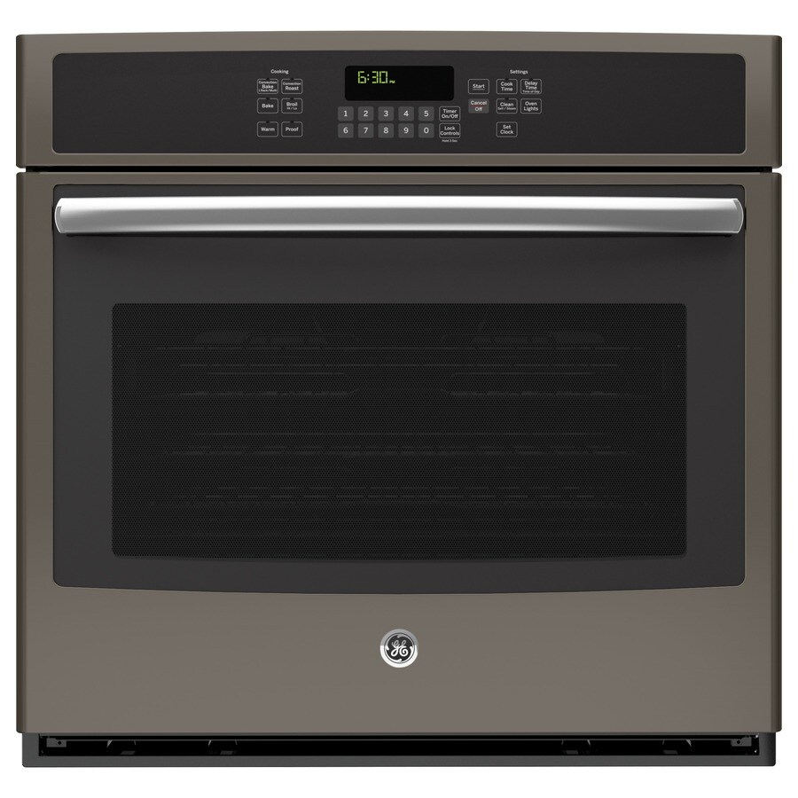 Shop Ge Self Cleaning Convection Single Electric Wall Oven