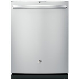 GE GDT655SSJSS - Dishwasher - built-in - Niche - width: 24 in - depth: 24 in - height: 33.4 in - stainless steel