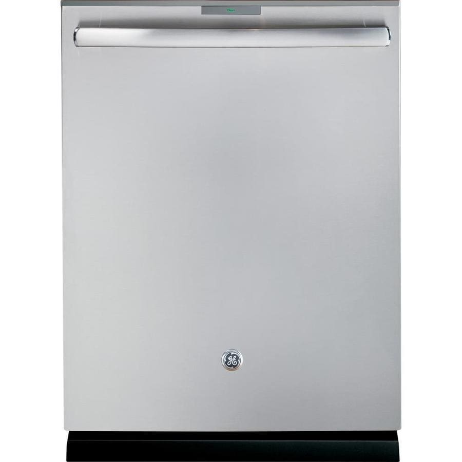 GE Profile Series 40-Decibel Built-in Dishwasher with Hard Food Disposer Bottle Wash Feature (Stainless) (Common: 24-in; Actual: 23.75-in) ENERGY STAR