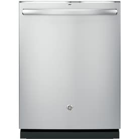 Ge Profile 24 In Fingerprint Resistant Stainless Steel Top Control Dishwasher With