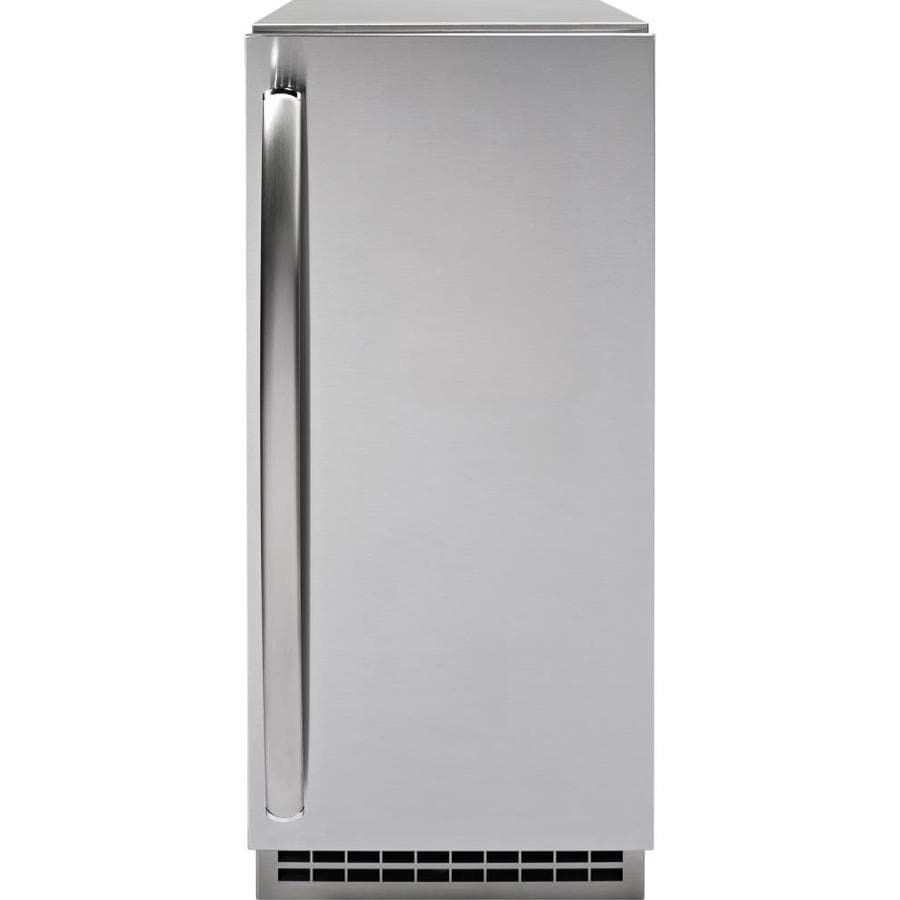 GE Profile Freestanding Ice Maker Door