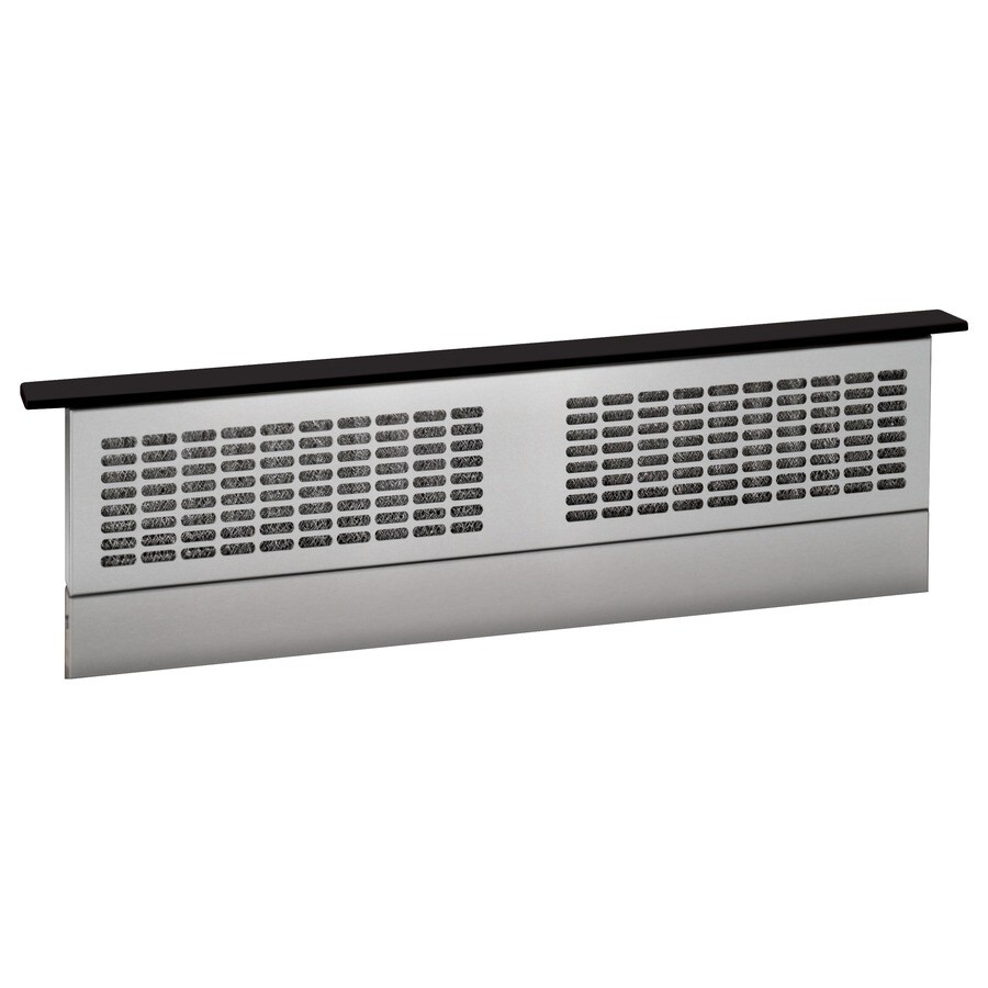 GE 30-in Downdraft Range Hood (Black)