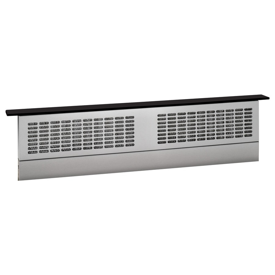 GE 36-in Downdraft Range Hood (Black)