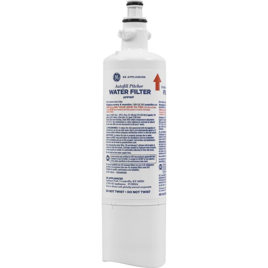 ge 6month water filter