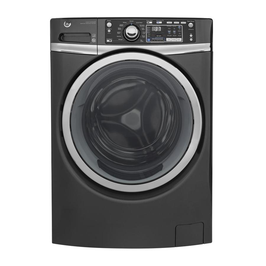 Ge 4 9 Cu Ft High Efficiency Stackable Front Load Washer
