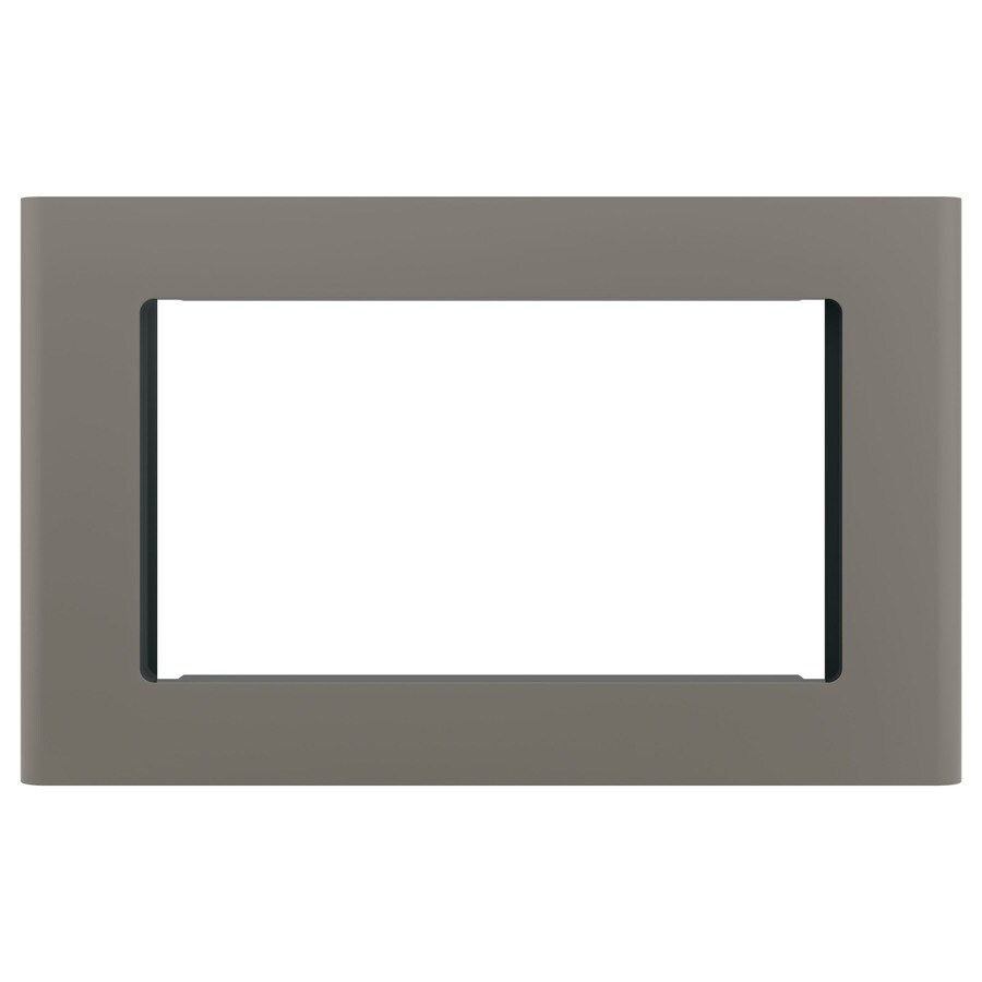 GE Profile Series Built-In Microwave Trim Kit (Slate)
