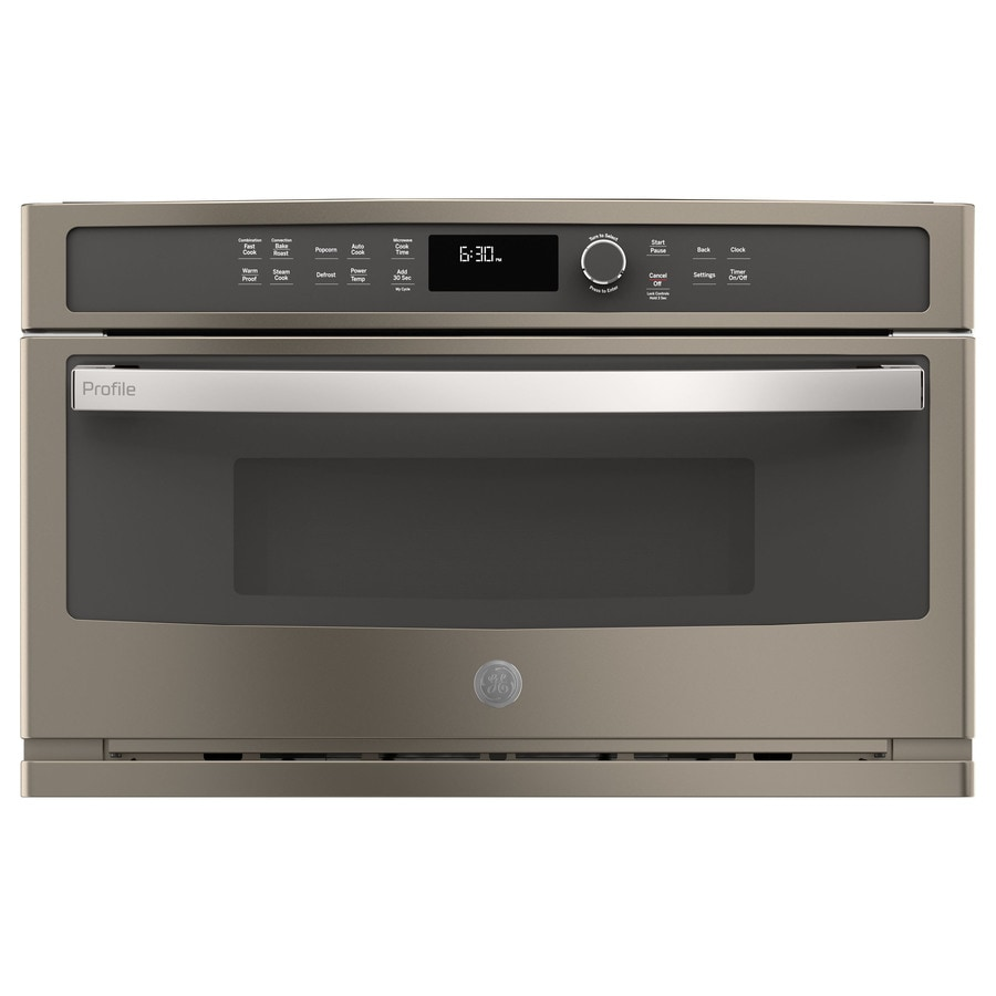 Ge Built In Microwave Convection Oven