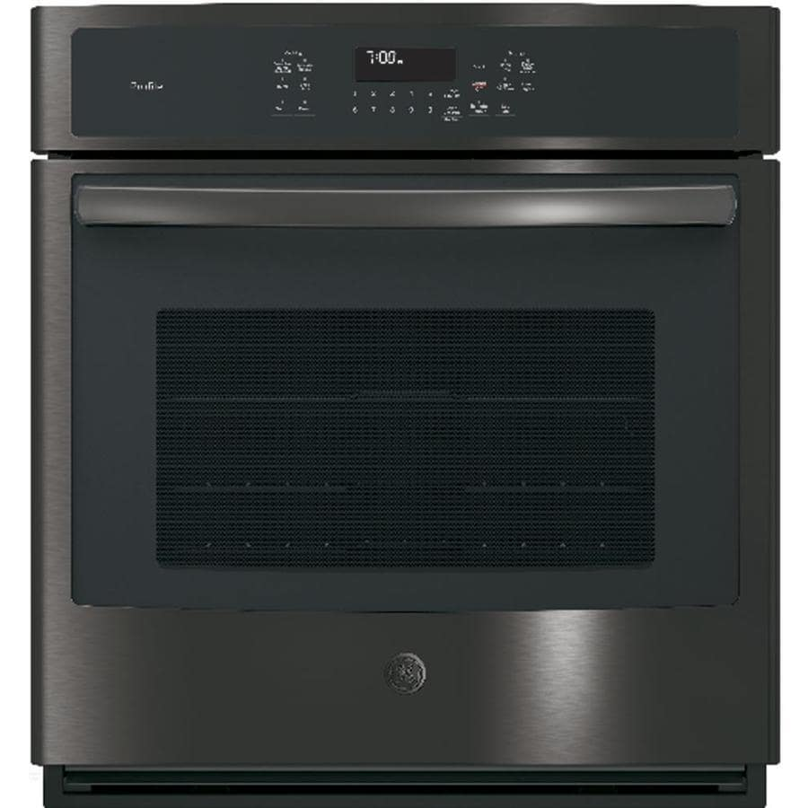 Shop Ge Profile Self Cleaning True Convection Single
