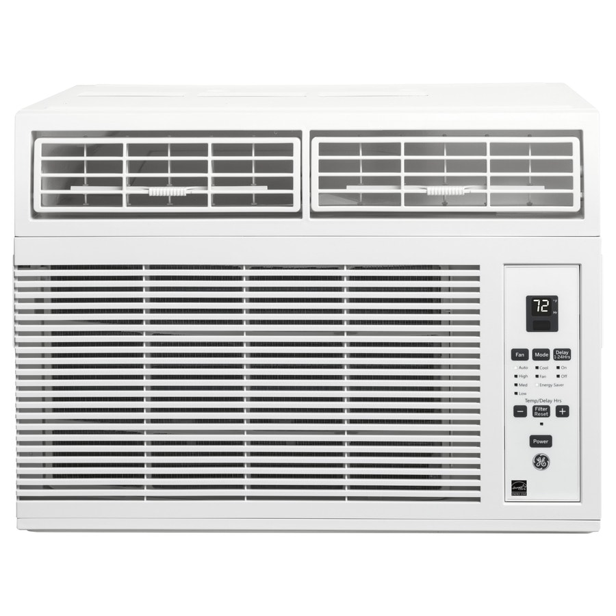 150 Sq Ft Shop Ge 5500 Btu 150 Sq Ft 115 Volt Window Air Conditioner Energy