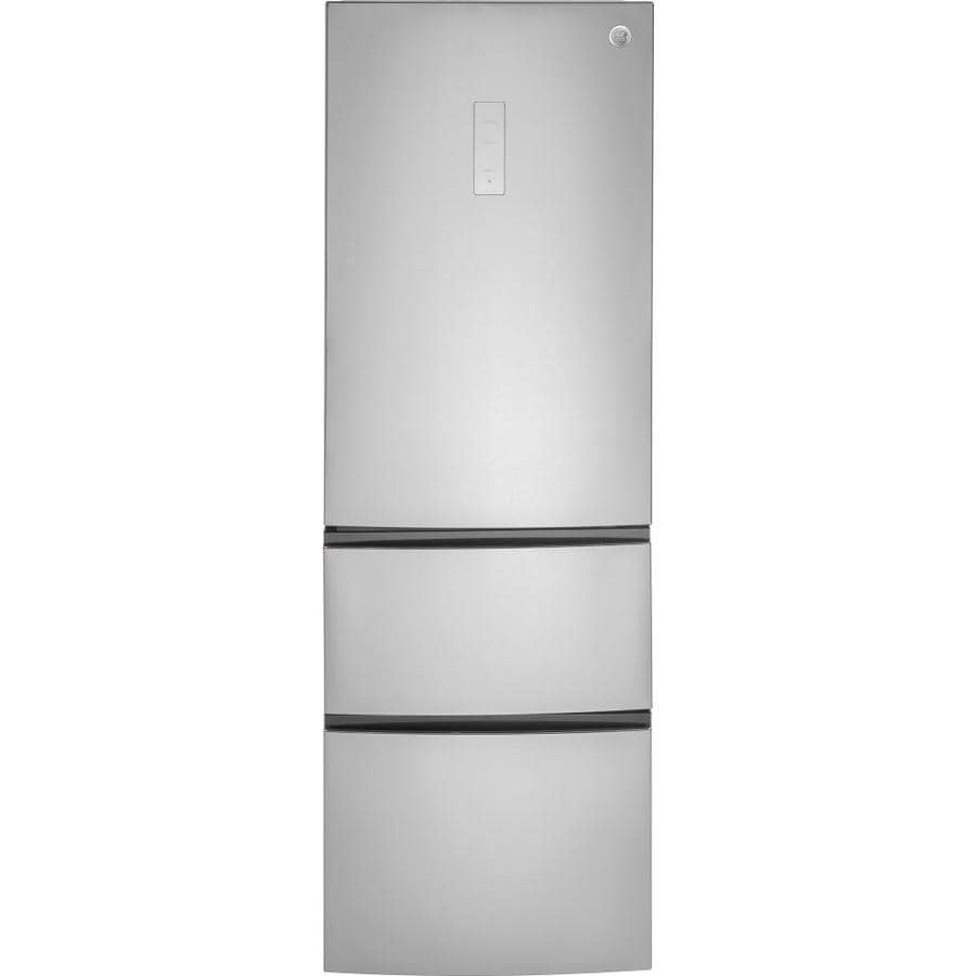 GE 11.9 Cu Ft Bottom Freezer Refrigerator (Stainless Steel) ENERGY STAR