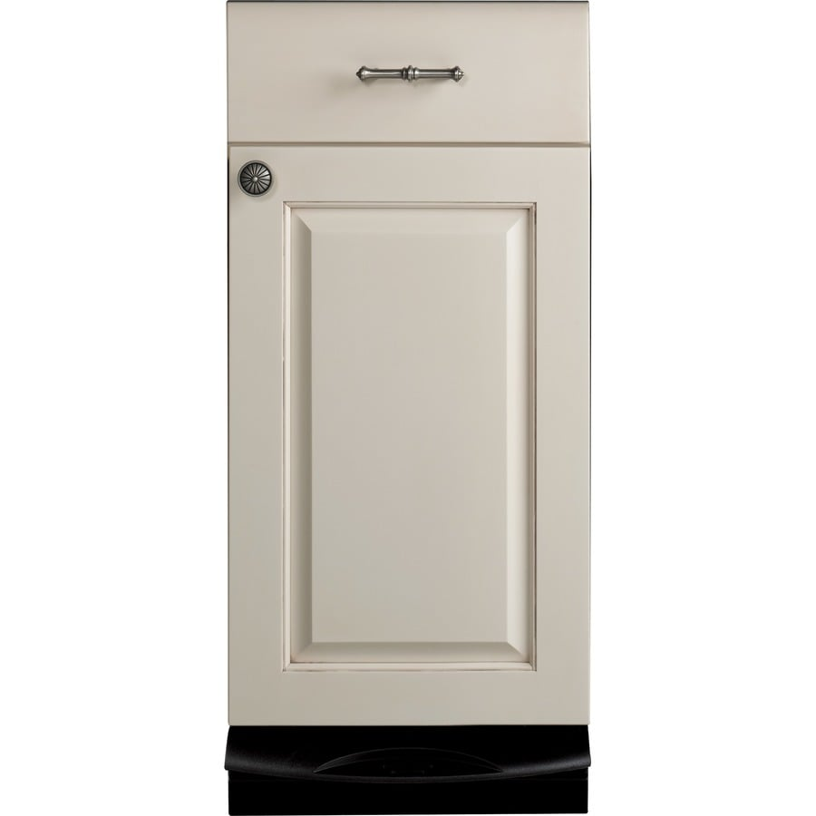 GE 14.875-in Panel-ready Undercounter Trash Compactor