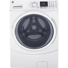 GE 4.5-cu ft Stackable Front-Load Washer (White) ENERGY STAR