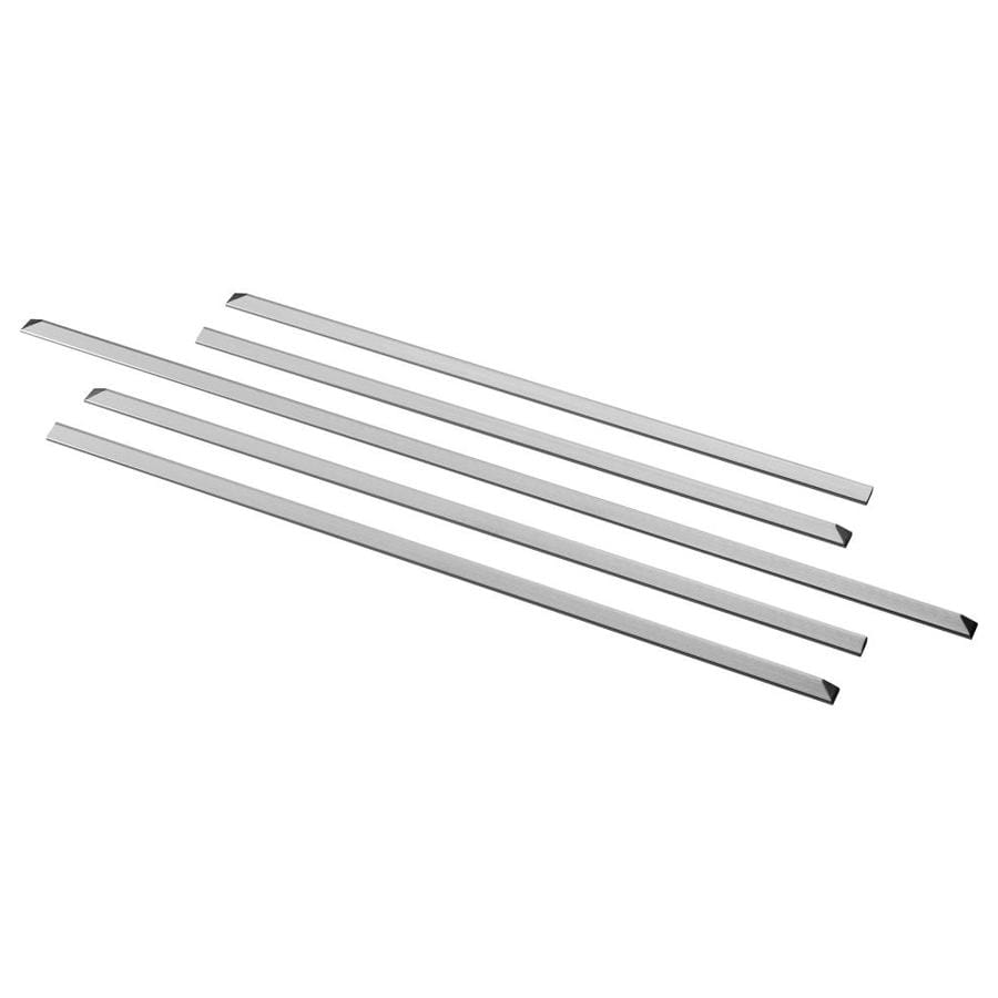 Cooktop Range Parts At Whirlpool Stove Plug Wiring Ge Slide In Filler Trim Kit Stainless Steel