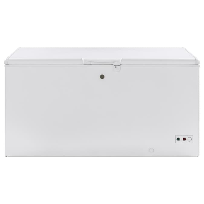 GE Garage Ready 15.7 Cu Ft Manual Defrost Chest Freezer