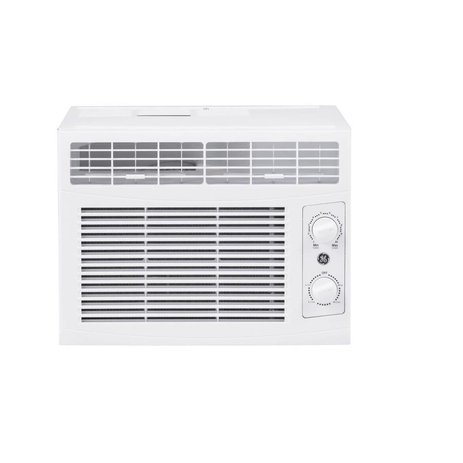 shop ge 150 sq ft window air conditioner 115 volt 5050 btu at. Black Bedroom Furniture Sets. Home Design Ideas
