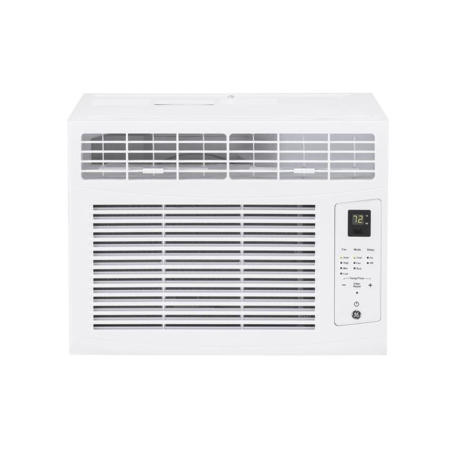 Shop Ge 250 Sq Ft Window Air Conditioner 115 Volt 6000