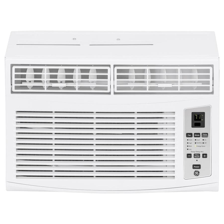 GE 350-sq ft Window Air Conditioner (115-Volt; 8000-BTU) ENERGY STAR on ceiling fans wiring diagram, ge air conditioner parts, ge air conditioner control panel, ge air conditioner motor, basic air conditioning wiring diagram, ge air conditioner remote control, ge appliances wiring schematic, ge packaged terminal air conditioner, ge air conditioner installation, ge air conditioner accessories, mitsubishi air conditioners wiring diagram, ge air conditioner capacitor, window air conditioner diagram,