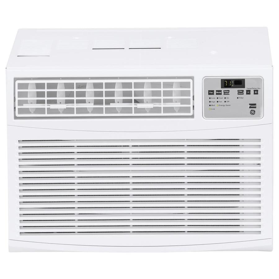 Ge 550 Sq Ft Window Air Conditioner 115 Volt 11600 Btu