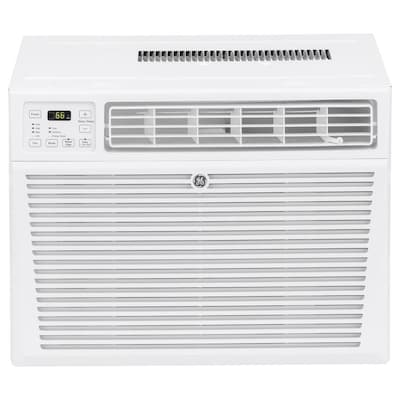 GE 1500-sq ft Window Air Conditioner (230-Volt; 24000-BTU) ENERGY ... 6000 btu ge air conditioner Lowe's