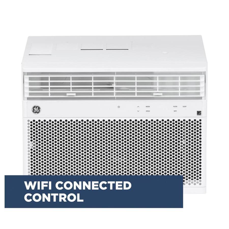shop ge 350 sq ft window air conditioner 115 volt 8000 btu energy star at. Black Bedroom Furniture Sets. Home Design Ideas