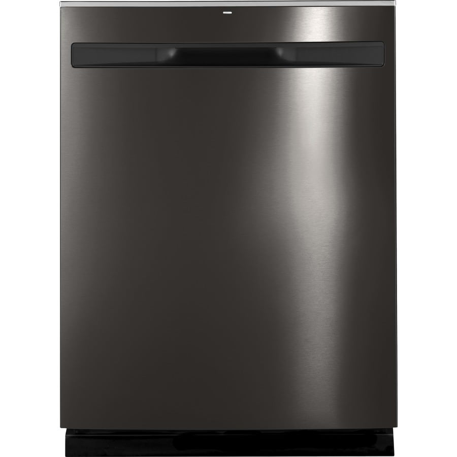 Maytag Mdb5969sdh 24 In 50 Decibel Built In Dishwasher: GE Dry Boost 50-Decibel Hard Food Disposer Built-in