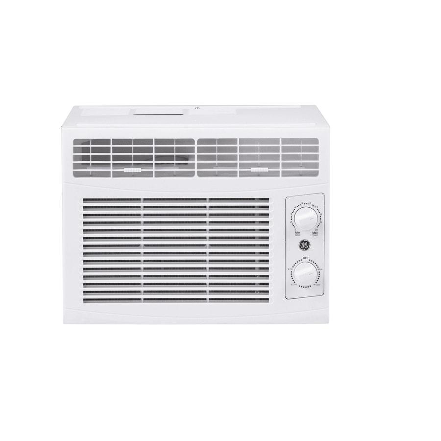Ge 150 Sq Ft Window Air Conditioner 115 Volt 5000 Btu