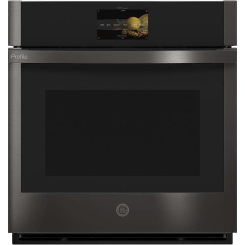 Ge Profile Smart Self Cleaning True Convection Single
