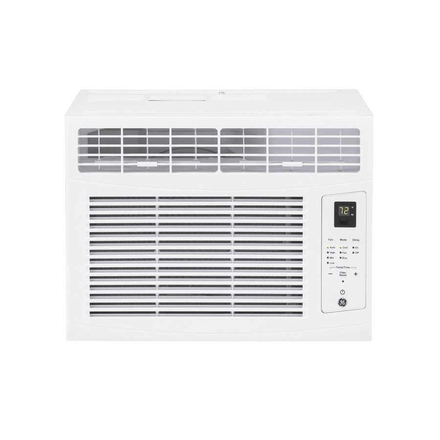 Ge 250 Sq Ft Window Air Conditioner 115 Volt 6000 Btu