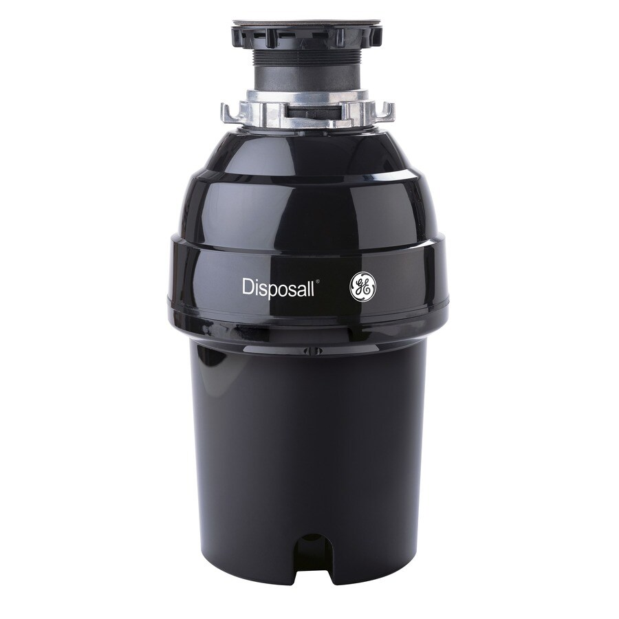 Ge 1 Hp Continuous Feed Noise Insulation Garbage Disposal