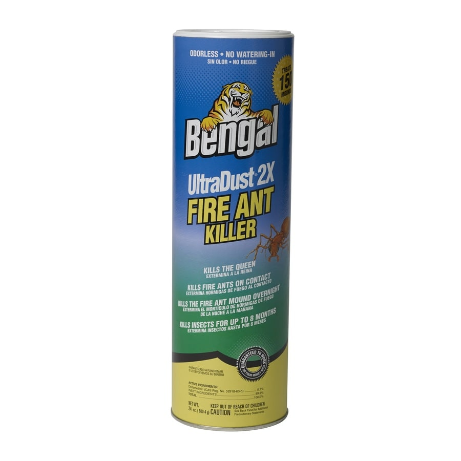 Bengal Ultradust 2X 24-oz Fire Ant Killer
