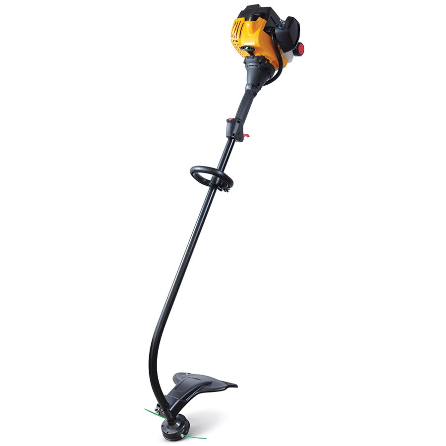 Bolens 25-cc 2-Cycle 16-in Curved Shaft Gas String Trimmer