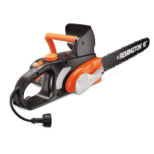 Remington 12 Amps 18 In Corded Electric Chainsaw At Lowes Com