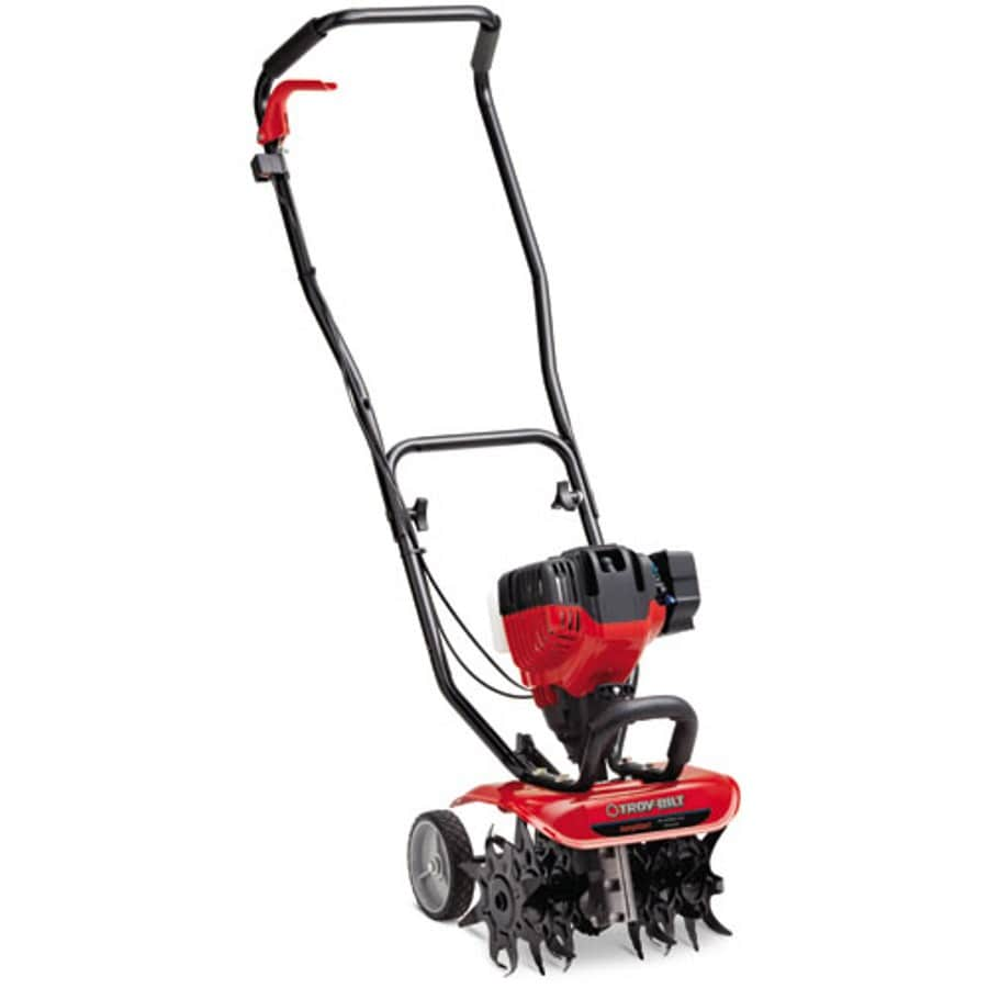 Troy-Bilt TB146 EC 29cc 4-Cycle 12-in Gas Cultivator
