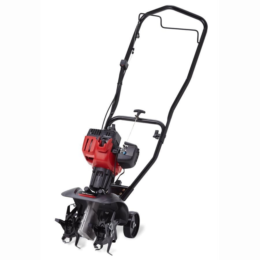 Yard Machines Y125 25cc 2-Cycle 10-in Gas Cultivator