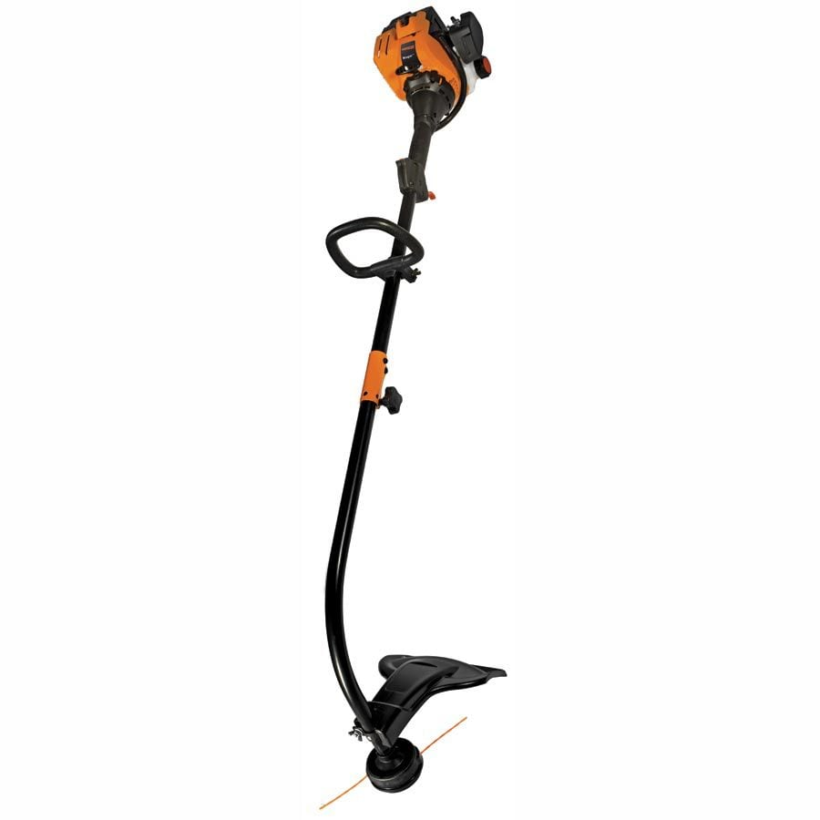 Remington 25cc 2-Cycle 17-in Curved Shaft Gas String Trimmer and Edger