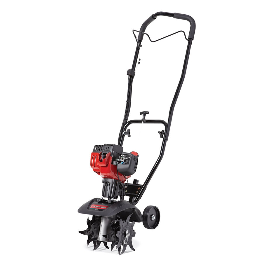 Troy Bilt Tb225 25cc 2 Cycle 10 In Gas Cultivator
