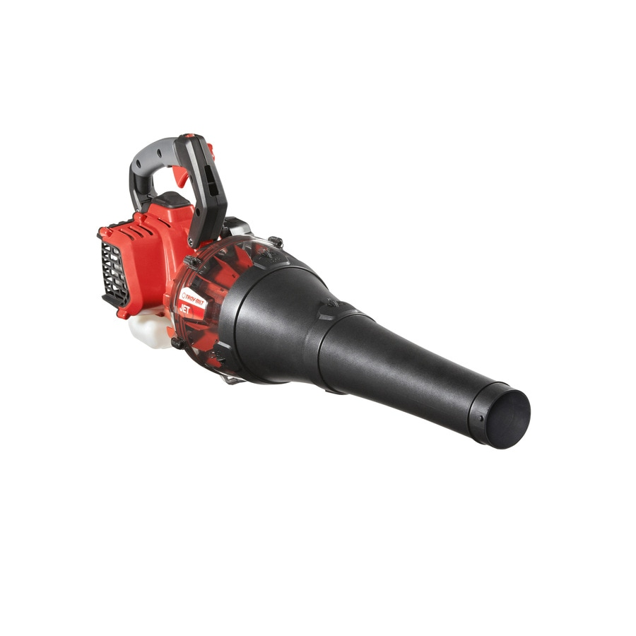 Troy-Bilt JET 27cc 2-Cycle 130-MPH 650-CFM Medium-Duty Handheld Gas Leaf Blower