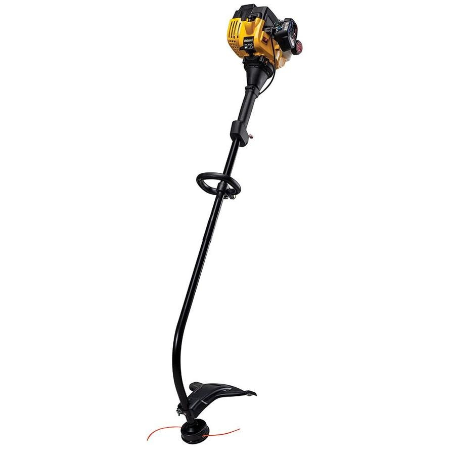 Bolens 25 Cc 2 Cycle Bl110 16 In Curved Shaft Gas String Trimmer