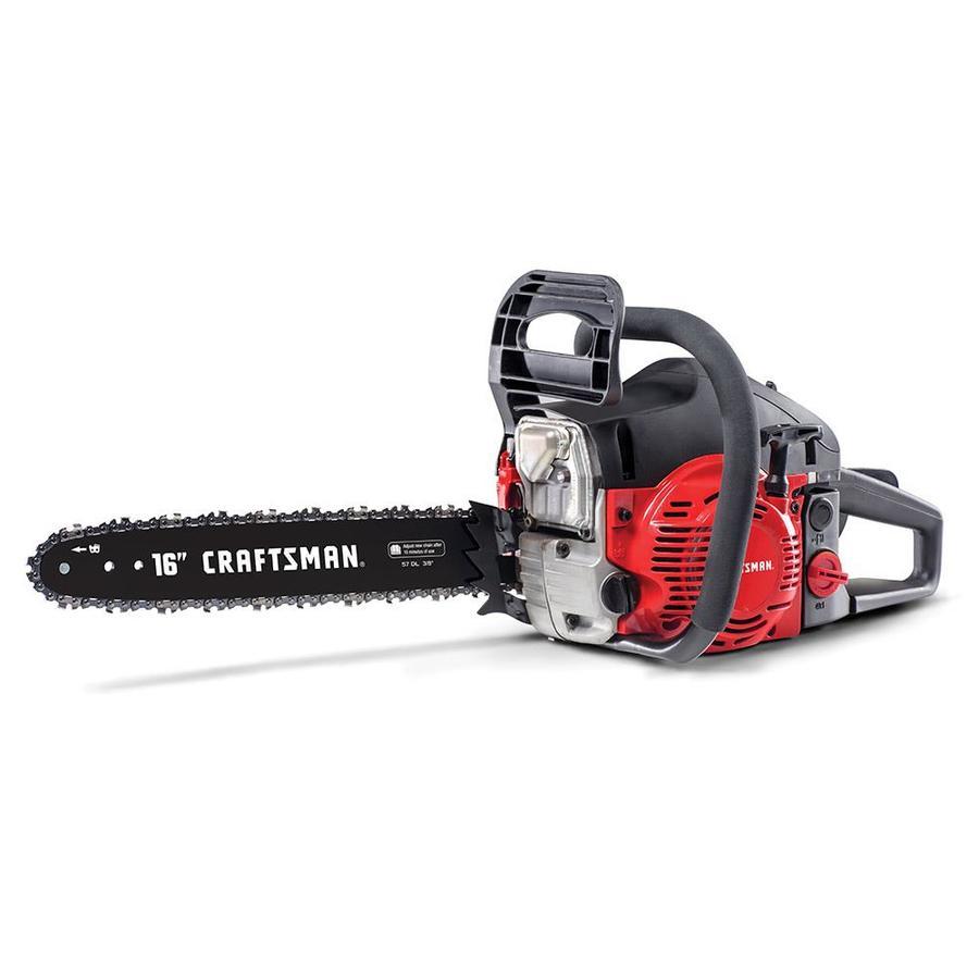 craftsman 18 inch 42cc chainsaw manual
