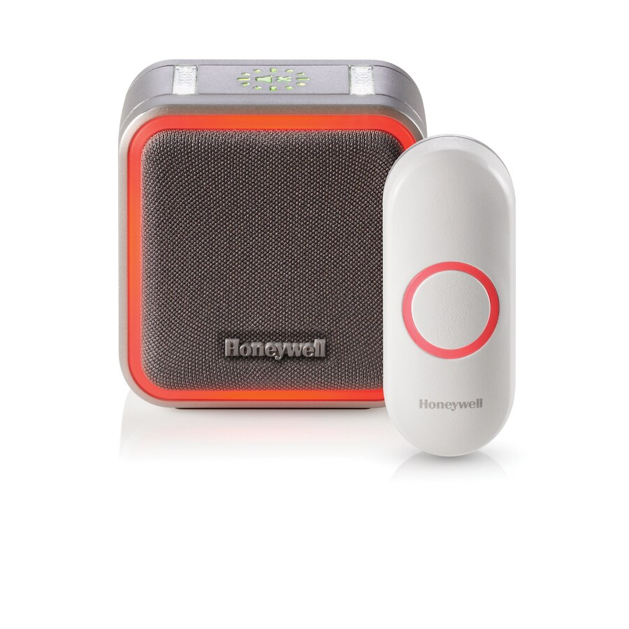 Honeywell Charcoal Wireless Doorbell