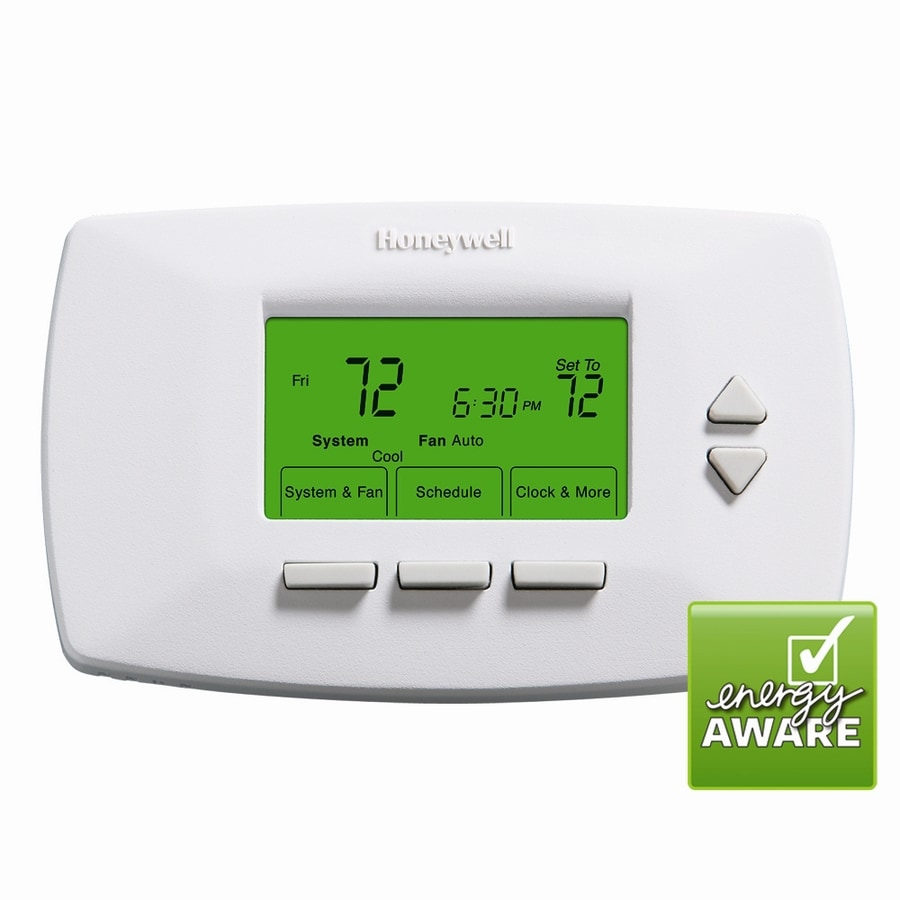 Honeywell 5-1-1 Day Programmable Thermostat