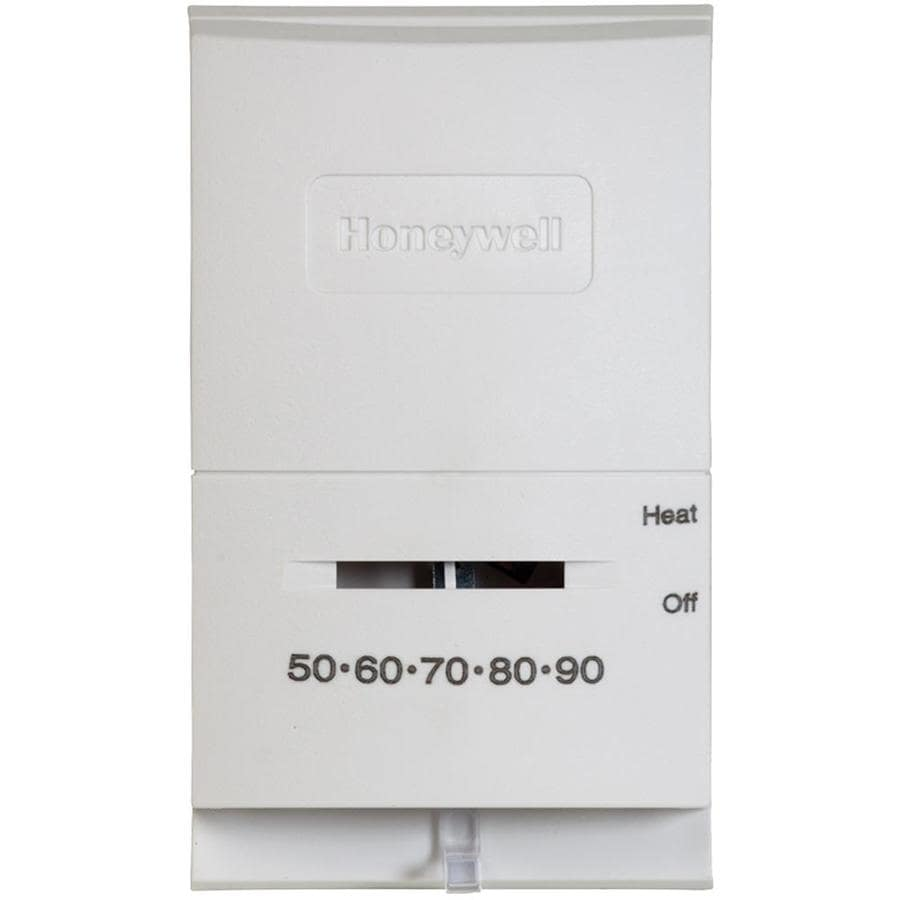 Shop Honeywell Mechanical Thermostats Mechanical Non