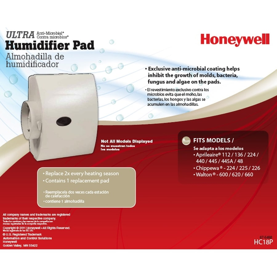 Honeywell Replacement Humidifier Filter