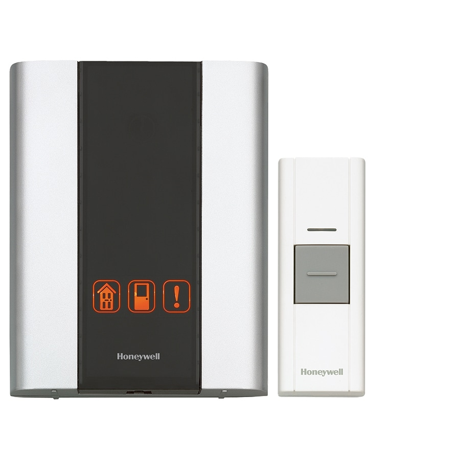 Genial Honeywell Plastic Wireless Doorbell