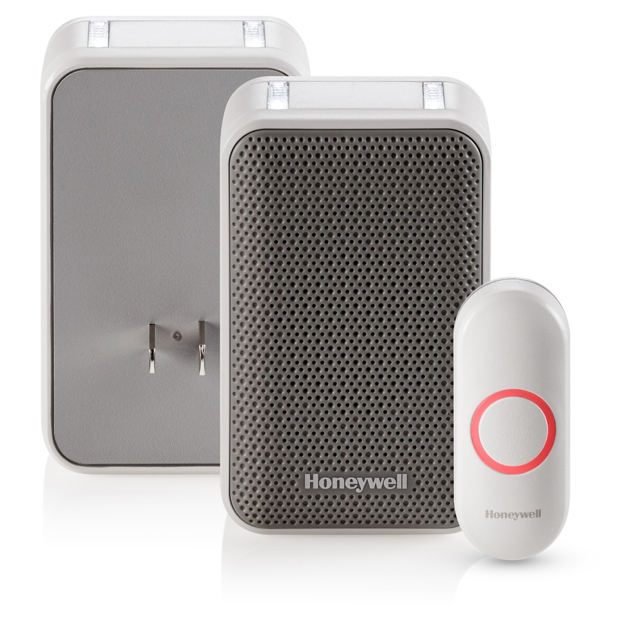 Honeywell White Wireless Doorbell