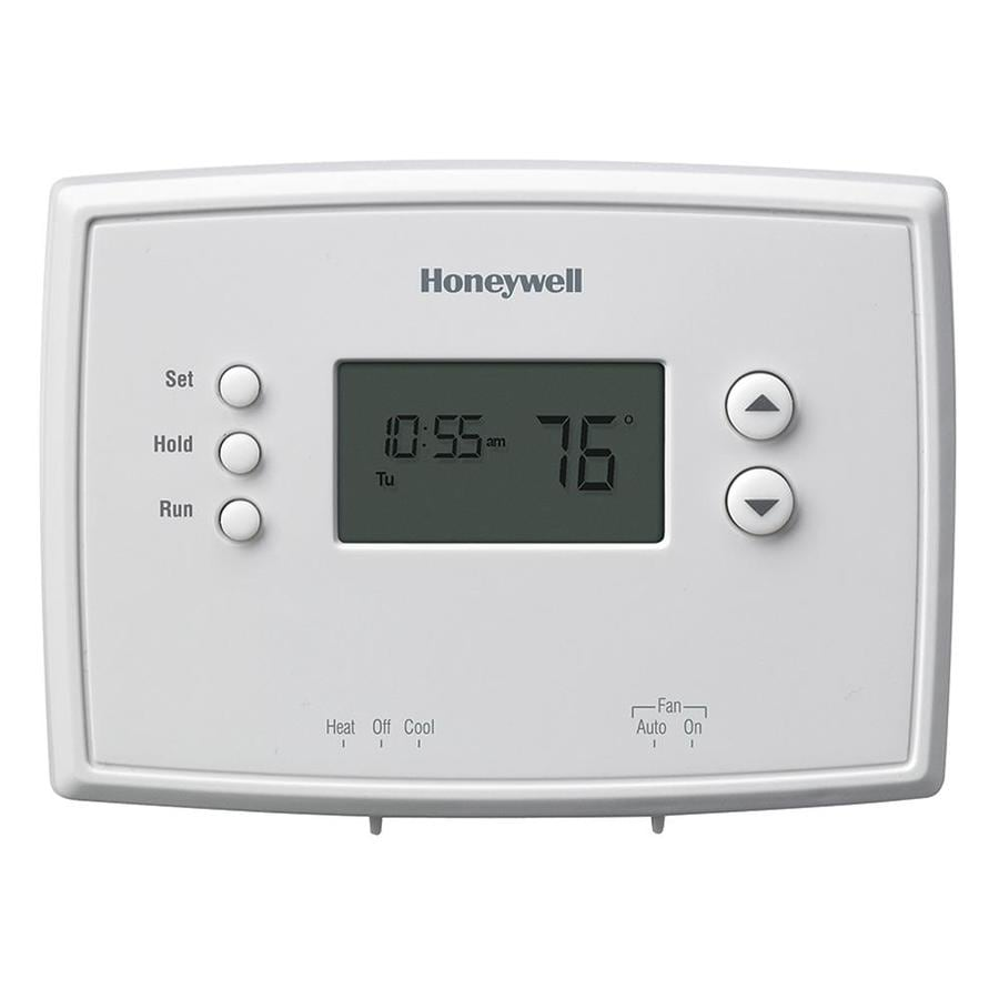 shop programmable thermostats at lowes com rh lowes com white rodgers thermostat manual 1f80-261 white rodgers thermostat manual 1f80-261