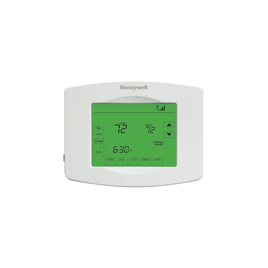 lowe 39 s honeywell thermostat 5 normally 129 ymmv b m only. Black Bedroom Furniture Sets. Home Design Ideas